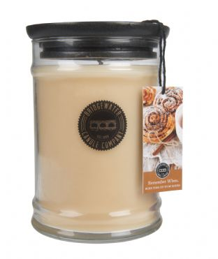 Remember When  Large Jar Candle
